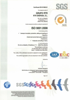 RTR ISO 9001