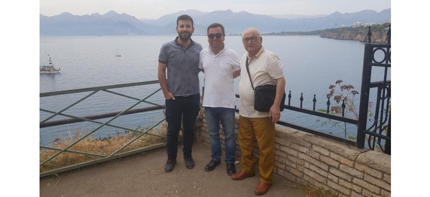 Antalya Bölgesi Çalışmalarımızda Yeni Bir Döneme Giriyoruz
