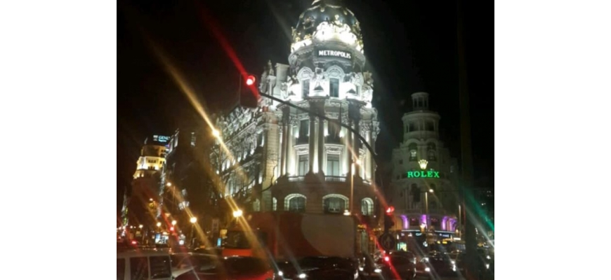 Madrid Gezisi