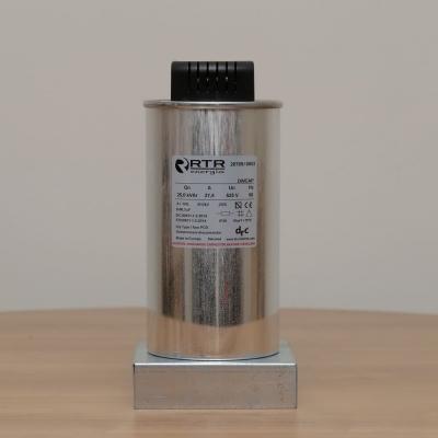 Trifaze Kondansatör 12,50 kVar (525 V)60